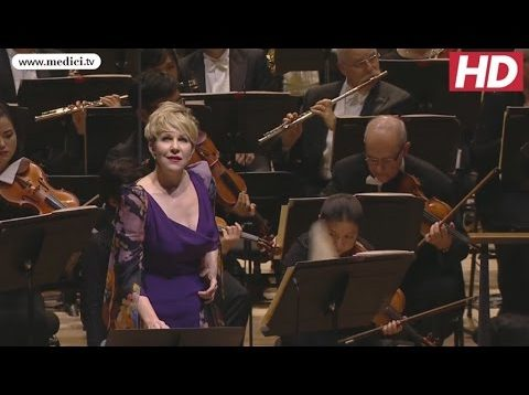 Concert Ravel and Strauss Paris 2015  DiDonato Gilbert NYPO