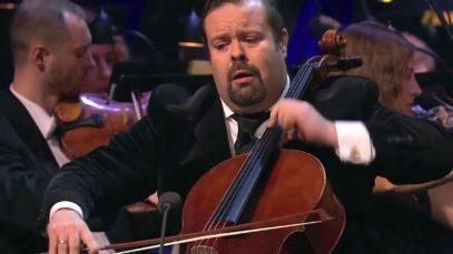 Concert to the memory of Dmitri Hvorostovsky Moscow 2018