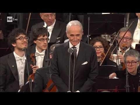 <span>FULL </span>Concerto di natale Assisi 2018 Jose Carreras
