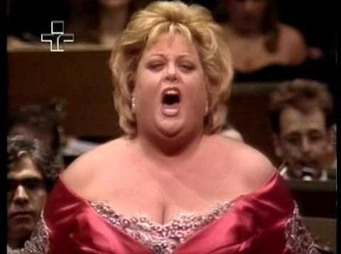 Concerto Wagner São Paulo 1999 Deborah Voigt