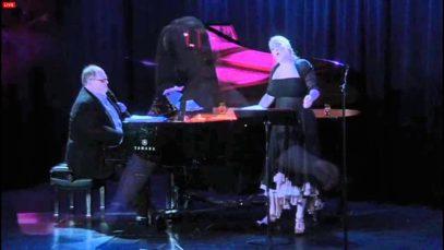 <span>FULL </span>Diana Damrau at Le Poisson Rouge New York 2014