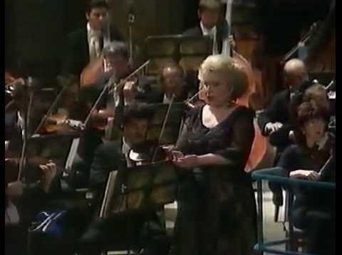 Elena Obraztsova Anniversary St.Petersburg 1999