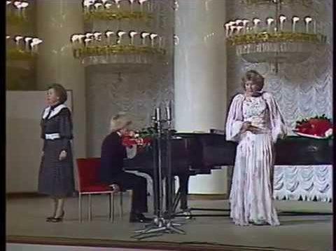 <span>FULL </span>Elena Obraztsova performs Romances and Songs by Dargomyzhsky Moscow 1987