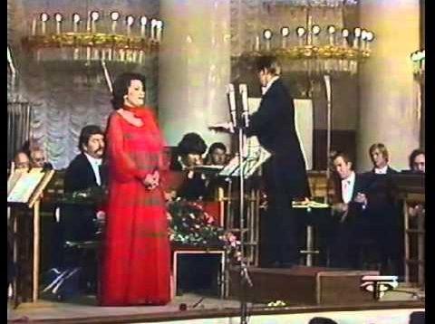 <span>FULL </span>Elena Obraztsova performs Romances and Songs Moscow 1980