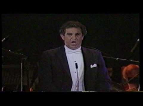 <span>FULL </span>Evening With Placido Domingo (Live At Wembley) London
