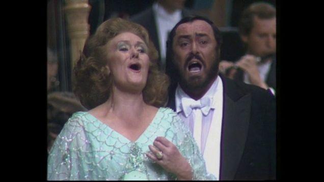 <span>FULL </span>Gala Concert Sydney 1983 Pavarotti Sutherland Bonynge