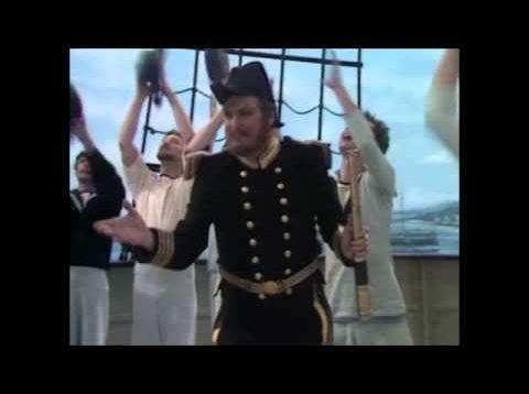 H.M.S.Pinafore (Gilbert&Sullivan) Movie 1982 Howerd Jones Drower