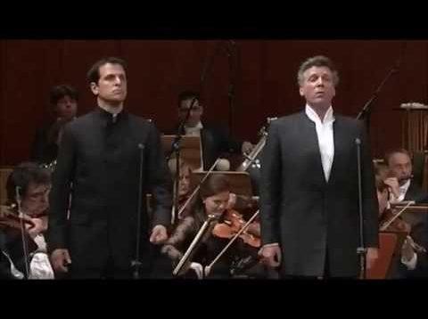 <span>FULL </span>Hampson and Pisaroni Gala Concert Heidelberg 2012