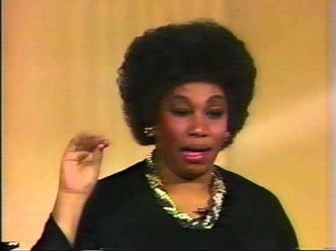 <span>FULL </span>In Performance at the White House 1983 Leontyne Price