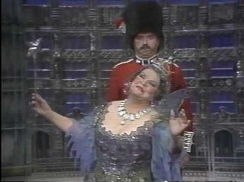 Iolanthe (Gilbert&Sullivan) Stratford 1988 Forrester
