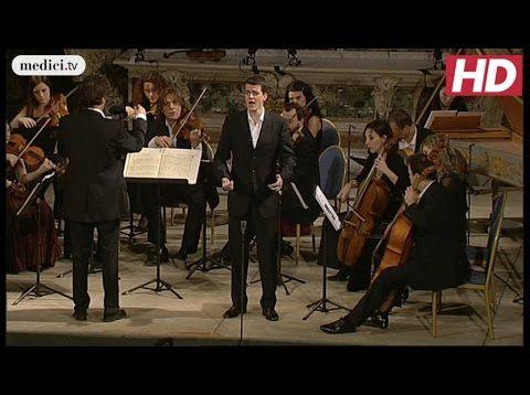 Jaroussky sings Handel and Vivaldi Lyon 2006