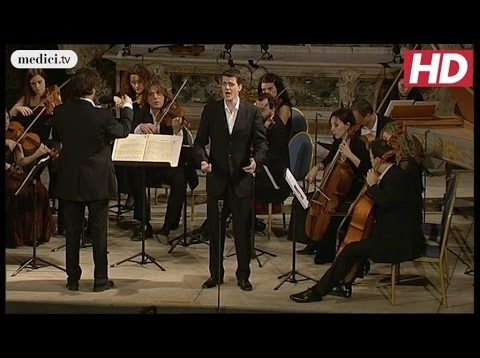 Jaroussky sings Handel and Vivaldi Lyon 2006