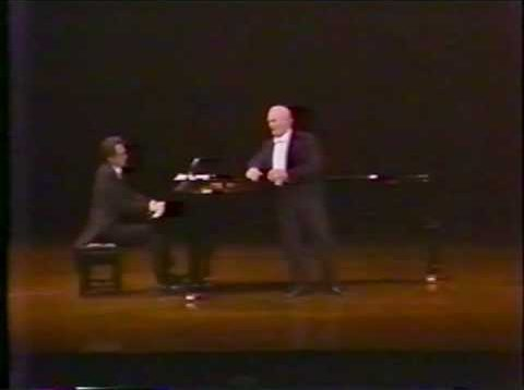 <span>FULL </span>Jon Vickers Recital Pasadena 1988