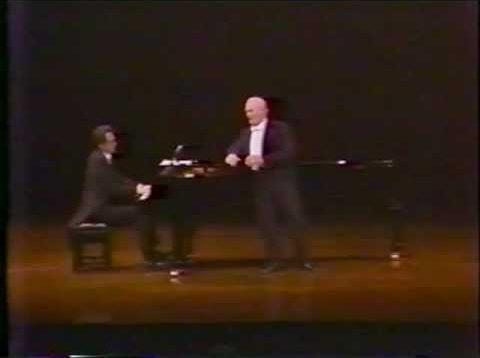 <span>FULL </span>Jon Vickers Recital Pasadena 1988