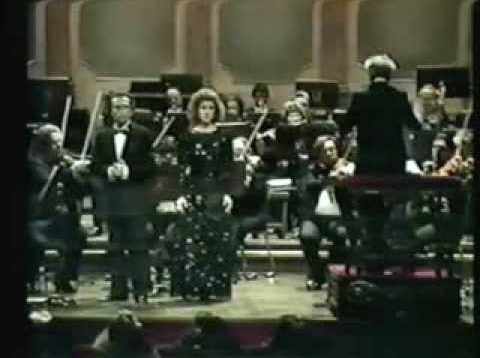 <span>FULL </span>Jose Carreras and Agnes Baltsa in Concert Buenos Aires 1986