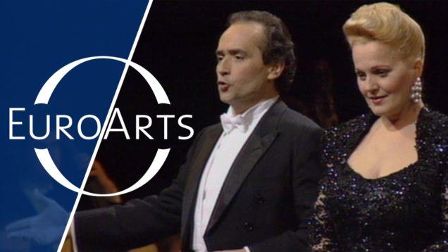 <span>FULL </span>José Carreras & Friends – A Royal Gala Evening London 1991 Ricciarelli Baltsa