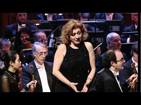 Jose Cura and Daniela Dessi sing Verdi London 2001