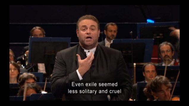 <span>FULL </span>Joseph Calleja at the Proms London 2013