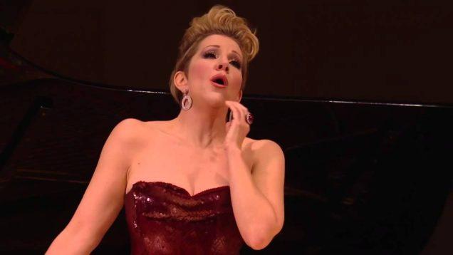 Joyce DiDonato at Carnegie Hall 2014