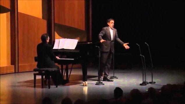 Juan Diego Flórez Recital Salzburg 2015