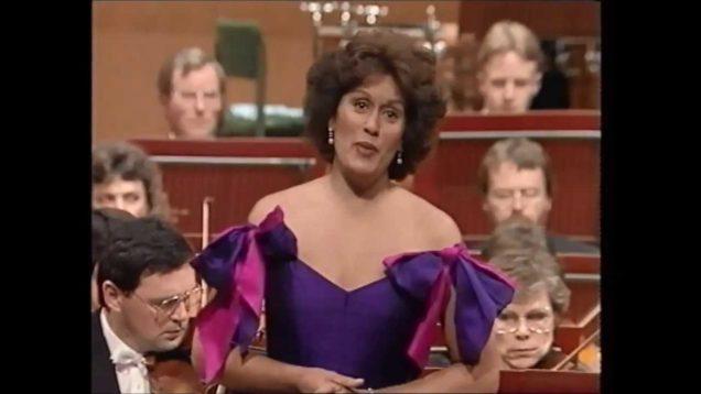 <span>FULL </span>Kiri Sings Mozart Cardiff 1990