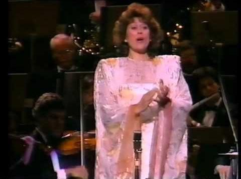 <span>FULL </span>Kiri Te Kanawa Royal Albert Hall Concert London 1987