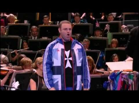 <span>FULL </span>Last Night of the Proms London 2012 Joseph Calleja