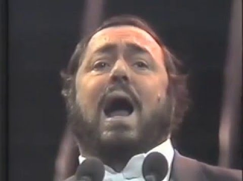 <span>FULL </span>Luciano Pavarotti's Silver Jubilee Concert at Madison Square Garden New York 1986