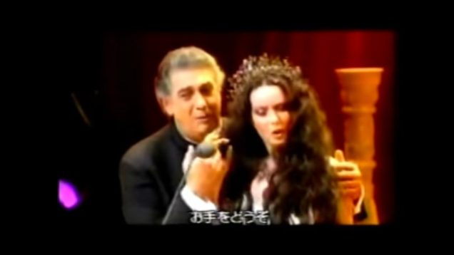 <span>FULL </span>Millenium Gala Concert Japan 2000 Sarah Brightman Placido Domingo