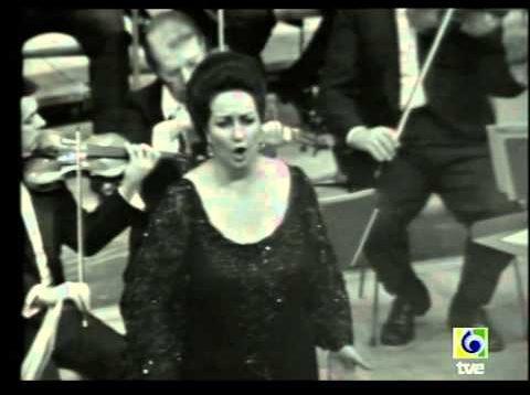 <span>FULL </span>Montserrat Caballé Madrid Concert 1972