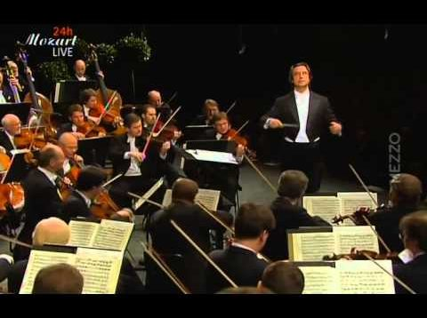 <span>FULL </span>Mozart Gala Concert 250 years of the birth of Mozart Salzburg 2006 Bartoli Hampson Muti