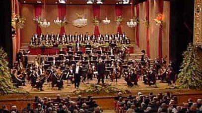 New Year's Concert Venice 2006 Cedolins Calleja Scandiuzzi Masur