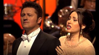 New Years Eve Concert Baden-Baden 2016 Piotr Beczala and Sonya Yoncheva