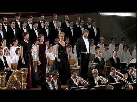 New Year's Gala A Tribute to Carmen Berlin 1997 Abbado Terfel von Otter Alagna