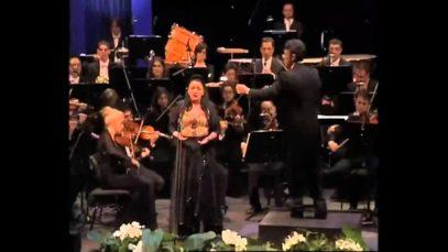 'Opera Solidaria' Gran Concierto Lírico Liceo de Barcelona Caballe Bruson Vargas