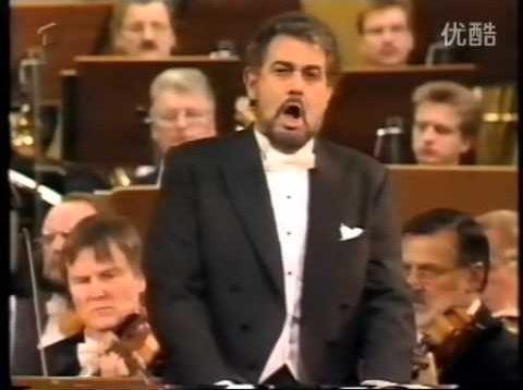 <span>FULL </span>Plácido Domingo and Deborah Polaski in Concert 1993 Berlin Barenboim