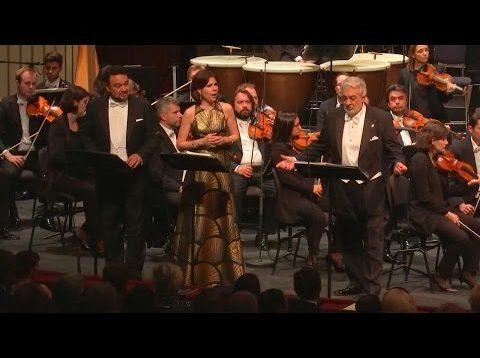 <span>FULL </span>Placido Domingo Gala Vienna 2017 Vargas Martinez Yoncheva Korchak