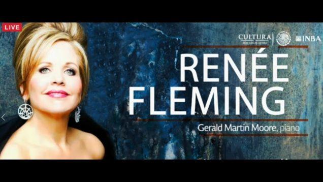 <span>FULL </span>Renee Fleming Recital Mexico City 2016
