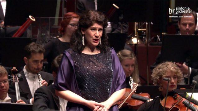 <span>FULL </span>Richard Strauss Vier letzte Lieder Frankfurt 2018 Anja Harteros