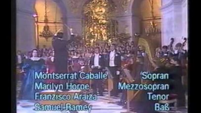 <span>FULL </span>Rossini in Paris Versailles 1985 Abbado Caballe Horne et al