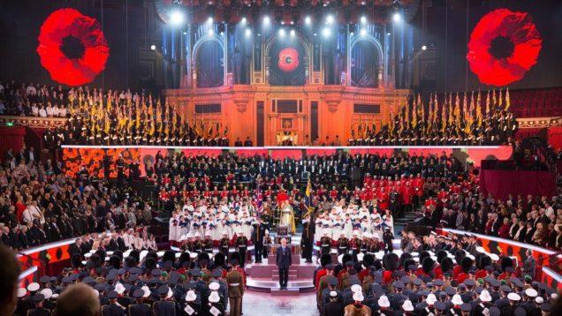 <span>FULL </span>Royal British Legion Festival of Remembrance London 2018 Bryn Terfel