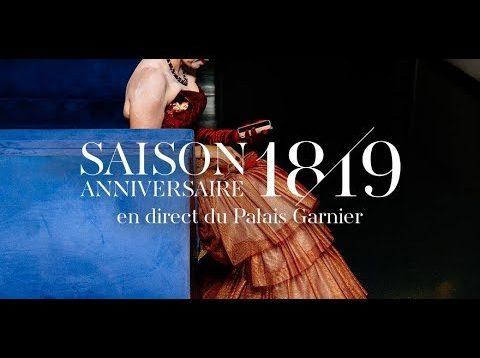 <span>FULL </span>Soirée exceptionnelle à l'Opéra de Paris 2018 Tezier Fuchs Radvanovsky