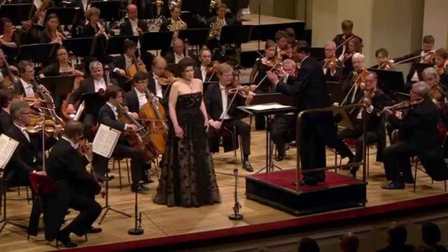 Strauss Concert Dresden 2014 Harteros Thielemann