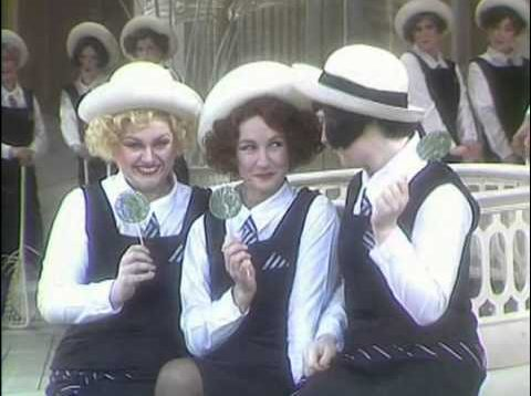 The Mikado (Gilbert&Sullivan) London 1987 Angas Bottone Bullock Garrett Idle