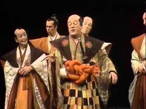 <span>FULL </span>The Mikado (Gilbert&Sullivan) Stratford 1984 Saks Ingram Baron
