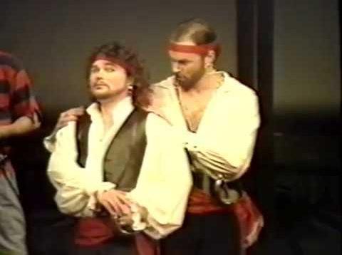 The Pirates of Penzance (Gilbert&Sullivan) Bellevue 1994 McPherson Cooper Crewe
