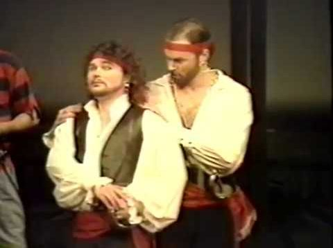 The Pirates of Penzance (Gilbert&Sullivan) Bellevue 1994 McPherson Cooper Crewe