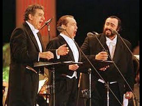 <span>FULL </span>The Three Tenors Christmas in Vienna 1999 Pavarotti Carreras Domingo