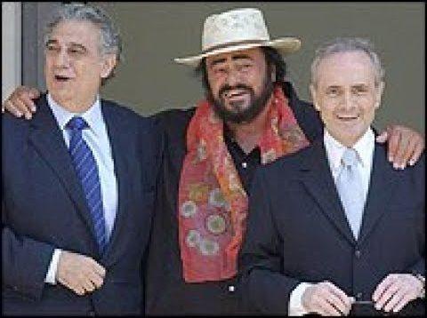 <span>FULL </span>The Three Tenors Concert in Bath 2003 Domingo Carreras Pavarotti
