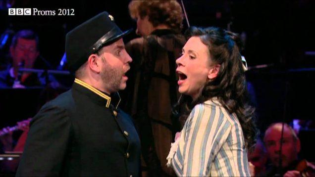 The Yeoman of the Guard (Gilbert&Sullivan) London 2012 Shipp Stafford-Allen